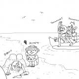 海とMAN WITH A MISSION ver2